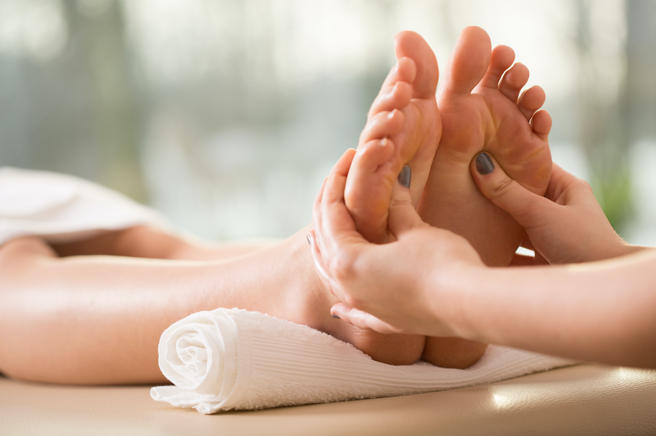 Relax And Calm Down As You Seek Deep Tissue Massaging